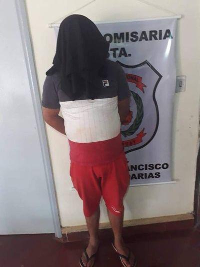 Detienen a conductor por supuesta agresión a inspectores de Patrulla Caminera