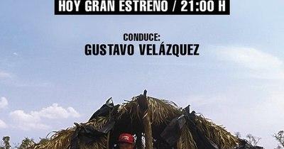 """La Nación / """"Tierra de nadie"""", el estreno del programa de investigaciones de alto impacto"""