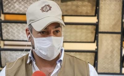 Abdo cumple cuarentena a la espera de resultado por Covid, informan