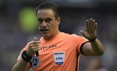 HOY / El argentino Loustau dirigirá la final de la Copa Libertadores