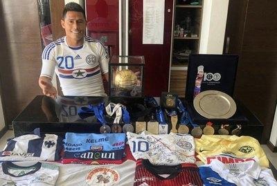 Osvaldito es despedido como una leyenda del fútbol mexicano