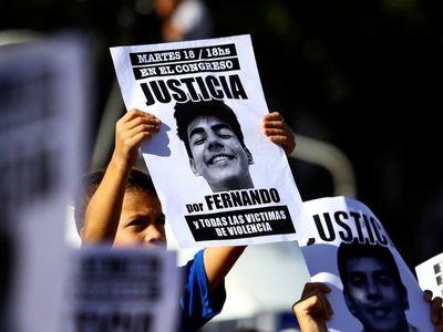 A un año del asesinato de Fernando Báez, fiscales solo aguardan juicio