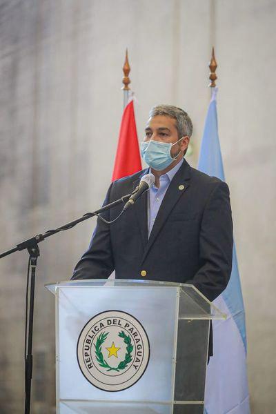 Presidente guardará cuarentena en Mburuvicha Róga