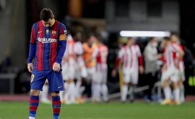 HOY / Athletic Bilbao se lleva la Supercopa de España al vencer a Barcelona