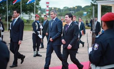 Presidente cumple cuarentena sanitaria en Mburuvicha Róga