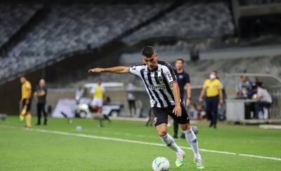 HOY / Junior Alonso hace gala de juego aéreo para su primer gol en Brasil