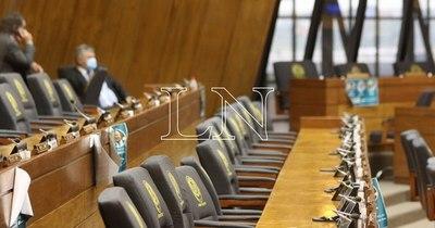 La Nación / Funcionario del Senado fallece de COVID-19
