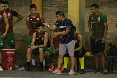 """Crónica / Walter Villalba: """"Estamos en la incertidumbre de si este año volveremos a jugar"""""""