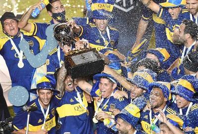 Los penales sonríen al Boca Juniors campeón argentino otra vez