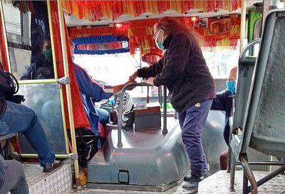 Sancionan a unas 12 empresas de buses por incumplir protocolo sanitario y frecuencias