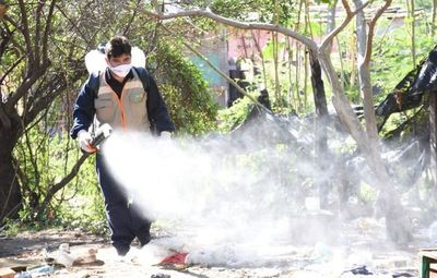 Confirman    el primer caso 2021 de dengue en Central