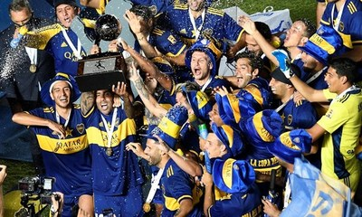 Boca Juniors llegó a los 70 títulos en su historia