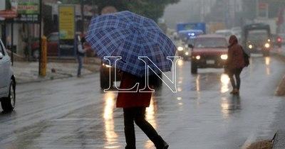 La Nación / Pronostican lunes cálido y lluvias dispersas