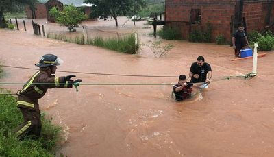 Inundación en Concepción: unas 1.000 familias no podrán volver aún a sus casas
