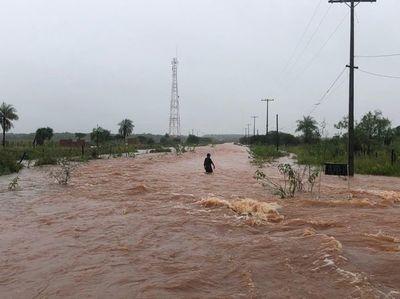 Gobernador de Concepción habla de falta titulación y hasta proyectos para zona inundable
