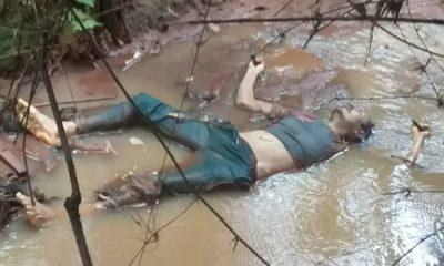 Encuentran muerto a un hombre en un arroyo de Minga Guazú – Diario TNPRESS