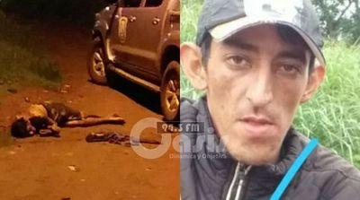 Matan a puñaladas a un supuesto asaltante en Pedro Juan
