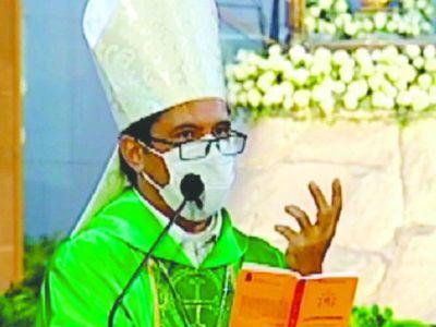Monseñor dijo que influencers andan metidos en el vyrorei