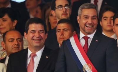 Mario Abdo a cuarentena tras covid positivo del vicepresidente