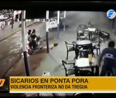 Sicariato en Ponta Porã