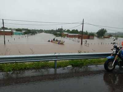 Histórica lluvia evidenció falta total de previsión