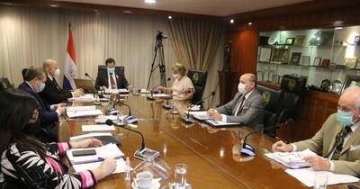 La Nación / Ministro de la Corte dio positivo al COVID, mientras los altos magistrados dieron negativo