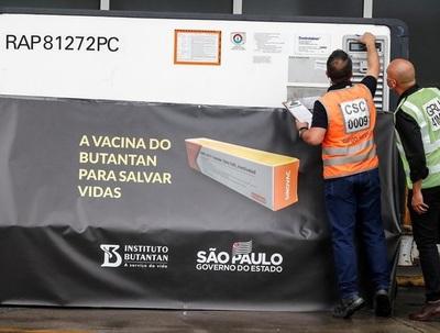 Covid-19: Brasil empieza a inmunizar a la población