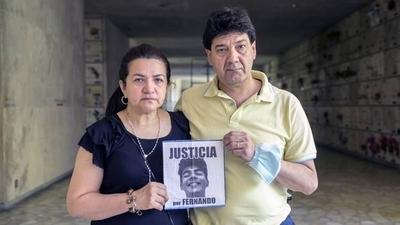 HOY / Un año sin Fernando: su familia aún le llora y exige justicia