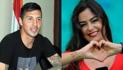 Fabbro celebró su cumpleaños y Larissa reafirma la inocencia del ex futbolista