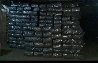 En España cae cargamento de cocaína oculto en carbón procedente de Paraguay