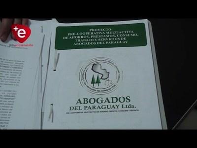 PROYECTAN CREACIÓN DE UNA COOPERATIVA DE ABOGADOS EN PARAGUAY