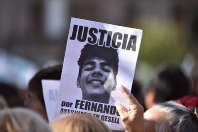 Se cumple un año del asesinato de Fernando Báez en Villa Gesell