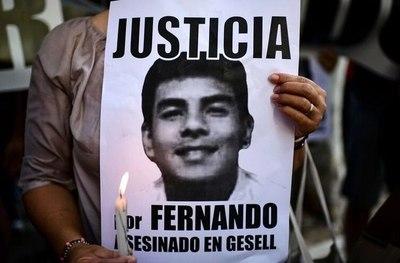 Asesinato en Villa Gessel: Un año sin Fernando Báez y sin justicia