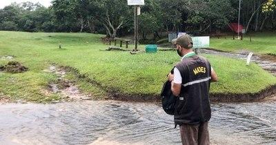 La Nación / Operativo verano: verifican balnearios de Paraguarí y Cordillera