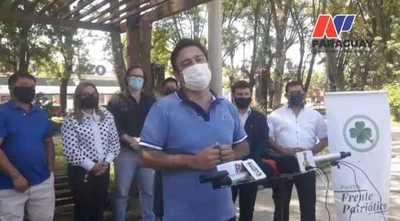 "Frente Patriótico Teeté oficializa su alianza con ""Unidad Ovetense"""