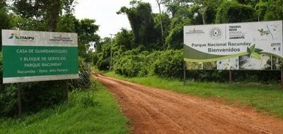 Parque Nacional Ñacunday de Alto Paraná cumple 28 años de creación