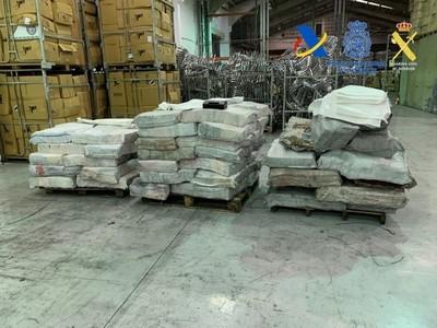 España: desarticulan organización criminal dedicada al tráfico internacional de cocaína