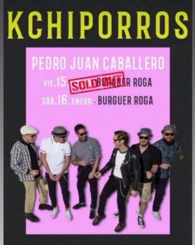 Abuelo de organizador del show de Kchiporros en Pedro Juan internado en UTI por Covid