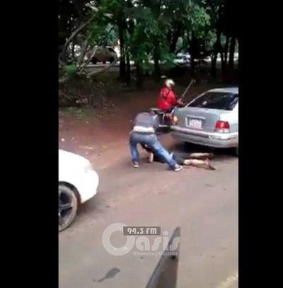 CDE: Niño de 11 años es brutalmente golpeado por comer una banana sin permiso