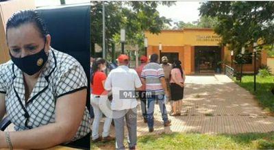 Ciudadanos de Puentesinho impidieron ingreso de jueza a su  despacho