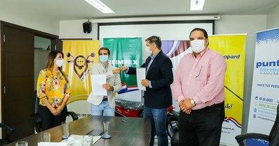La Nación / Empresas firman convenio para ofrecer oportunidades de trabajo