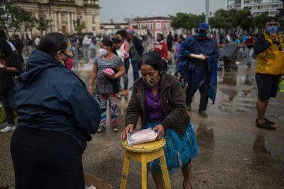 Guatemala contabiliza 24 muertes más por la covid-19 y suma 5.278 en total