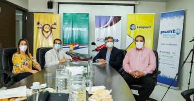 La Nación / Ronda y Leopard firman acuerdo para crear empleos