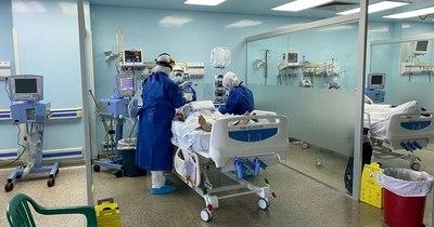 La Nación / Plan C sería elegir quién ingresa a terapia intensiva