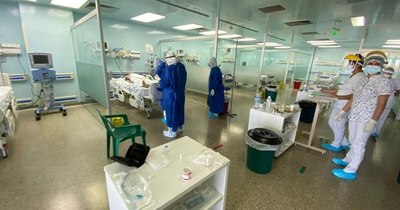 La Nación / Salud está negociando usar más camas del sector privado