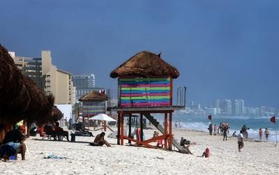 México estima la llegada de 33,1 millones de turistas internacionales en 2021