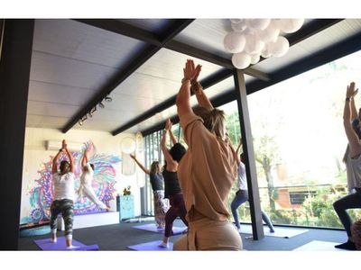 Be Yoga,  espacio para reconectarse