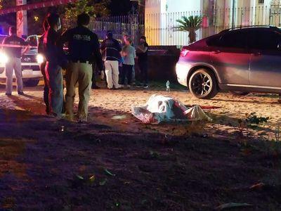 Mariano Roque Alonso: sicario mató a un piloto en un extraño homicidio