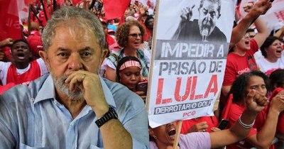 La Nación / Tensión en Brasil por juicio que decidirá si Lula sigue en libertad