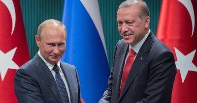 La Nación / Putin viaja a Turquía para reforzar la cooperación sobre energía y Siria